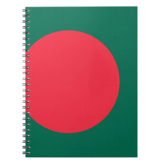 Low Cost! Bangladesh Flag Notebook
