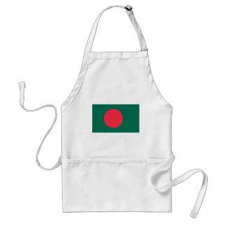 Low Cost! Bangladesh Flag Standard Apron