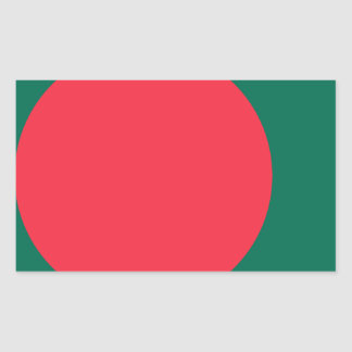 Low Cost! Bangladesh Flag Sticker