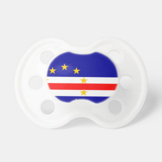 Low Cost! Cape Verde Flag Pacifier