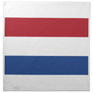 Low Cost! Caribbean Netherlands Flag Napkin