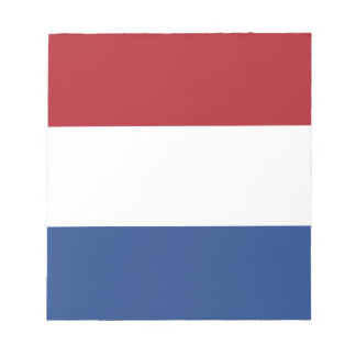 Low Cost! Caribbean Netherlands Flag Notepad
