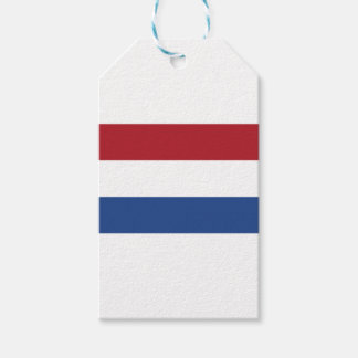 Low Cost! Caribbean Netherlands Flag Pack Of Gift Tags