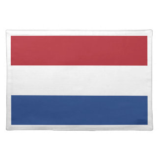Low Cost! Caribbean Netherlands Flag Placemat