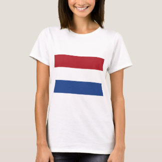 Low Cost! Caribbean Netherlands Flag T-Shirt