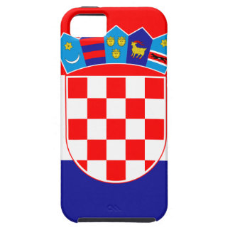 Low Cost! Croatian Flag iPhone 5 Cover