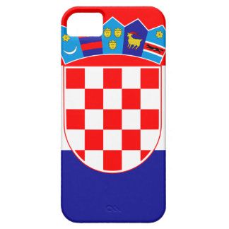 Low Cost! Croatian Flag iPhone 5 Covers