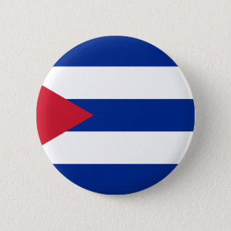 Low Cost! Cuba Flag 2 Inch Round Button