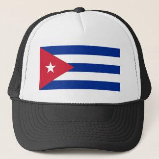 Low Cost! Cuba Flag Trucker Hat