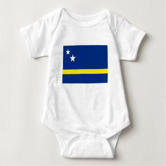 Low Cost! Curacao Flag Baby Bodysuit
