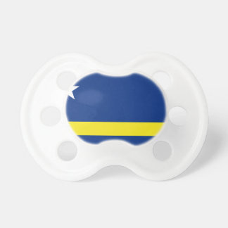 Low Cost! Curacao Flag Pacifier