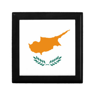 Low Cost! Cyprus Flag Gift Box