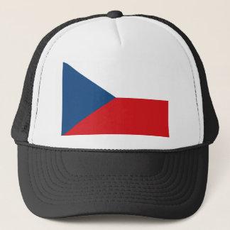 Low Cost! Czech Republic Flag Trucker Hat