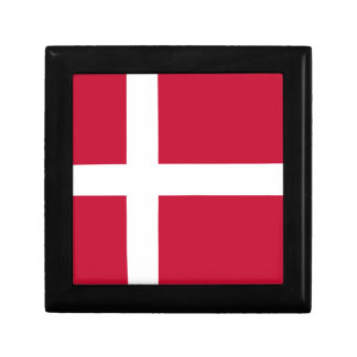 Low Cost! Denmark Flag Gift Box