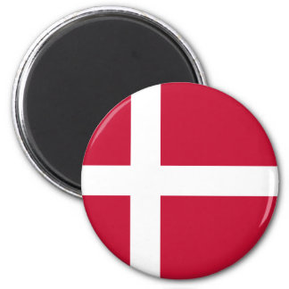 Low Cost! Denmark Flag Magnet