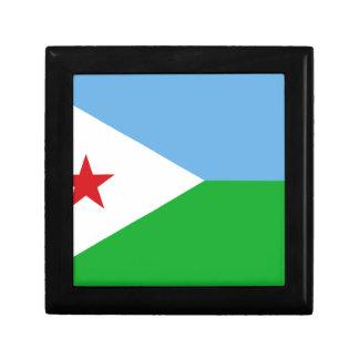 Low Cost! Djibouti Flag Gift Box