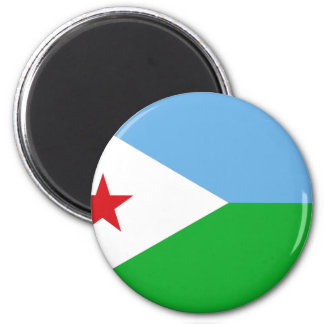 Low Cost! Djibouti Flag Magnet