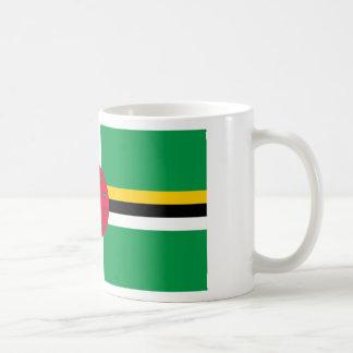 Low Cost! Dominica Flag Coffee Mug