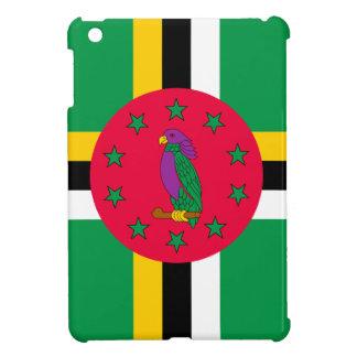 Low Cost! Dominica Flag iPad Mini Covers