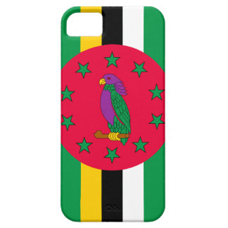 Low Cost! Dominica Flag iPhone 5 Case
