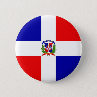 Low Cost! Dominican Republic 2 Inch Round Button