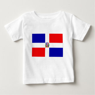 Low Cost! Dominican Republic Baby T-Shirt