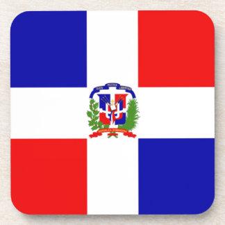 Low Cost! Dominican Republic Coaster