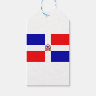 Low Cost! Dominican Republic Gift Tags