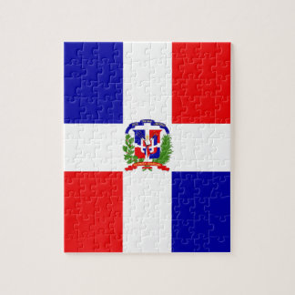 Low Cost! Dominican Republic Jigsaw Puzzle
