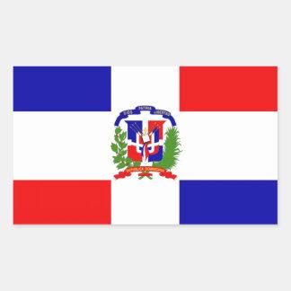 Low Cost! Dominican Republic Sticker