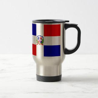 Low Cost! Dominican Republic Travel Mug
