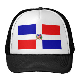 Low Cost! Dominican Republic Trucker Hat