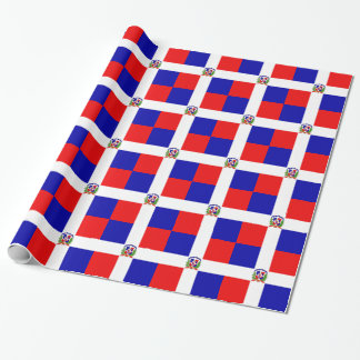 Low Cost! Dominican Republic Wrapping Paper