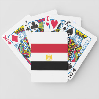 Low Cost! Egypt Flag Bicycle Playing Cards