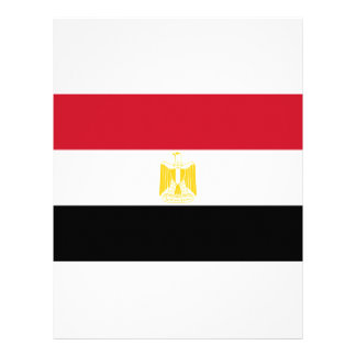 Low Cost! Egypt Flag Letterhead