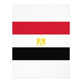 Low Cost! Egypt Flag Letterhead Design