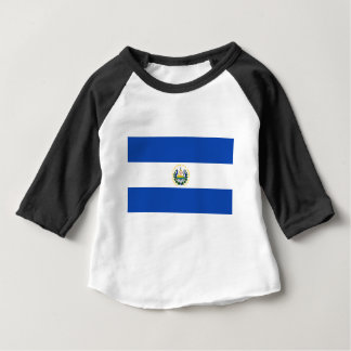 Low Cost! El Salvador Flag Baby T-Shirt