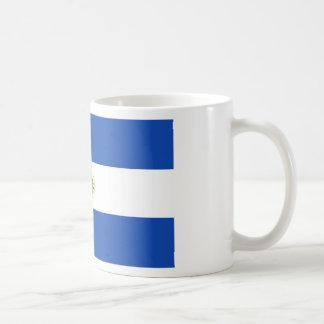 Low Cost! El Salvador Flag Coffee Mug