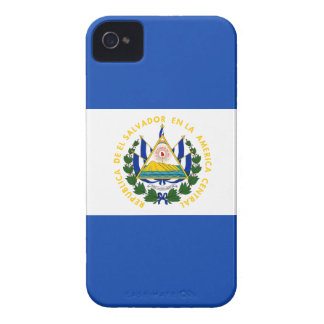 Low Cost! El Salvador Flag iPhone 4 Case-Mate Case