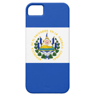 Low Cost! El Salvador Flag iPhone 5 Case