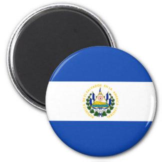 Low Cost! El Salvador Flag Magnet