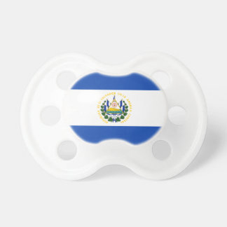 Low Cost! El Salvador Flag Pacifier