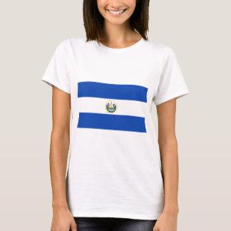 Low Cost! El Salvador Flag T-Shirt