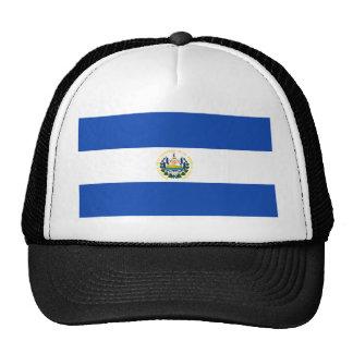 Low Cost! El Salvador Flag Trucker Hat