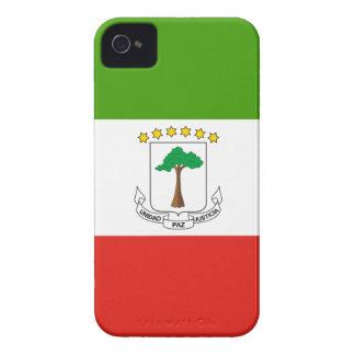 Low Cost! Equatorial Guinea Flag iPhone 4 Cases