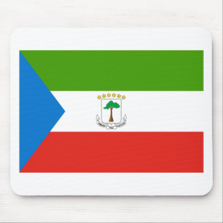 Low Cost! Equatorial Guinea Flag Mouse Pad