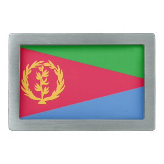 Low Cost! Eritrea Flag Belt Buckle