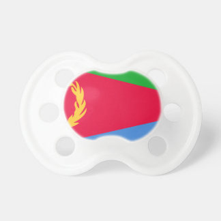 Low Cost! Eritrea Flag Pacifier