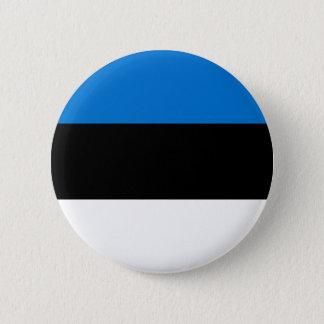 Low Cost! Estonia Flag 2 Inch Round Button