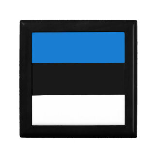 Low Cost! Estonia Flag Gift Box